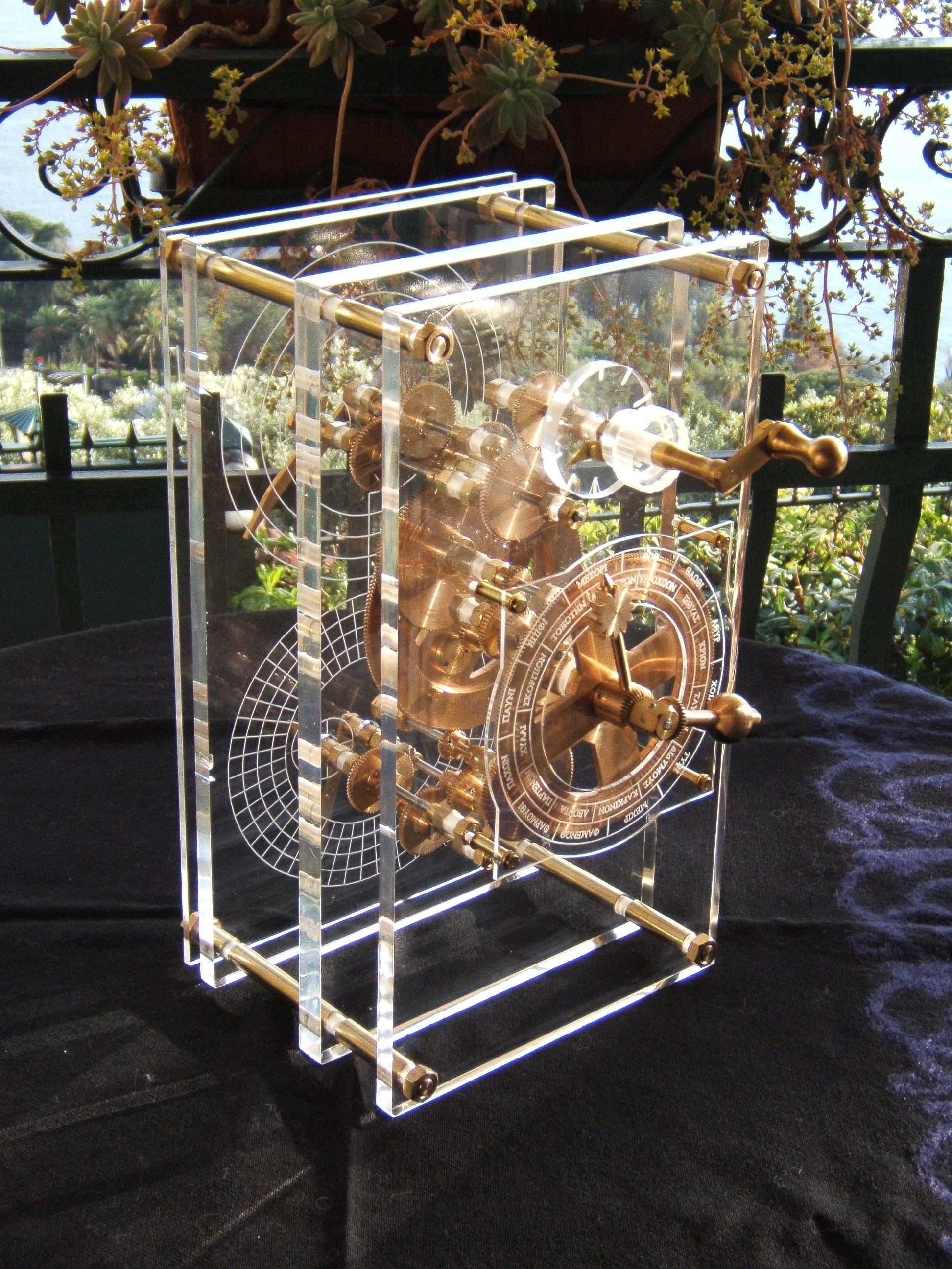 Modern bilgisayarın atası: Antikythera 1