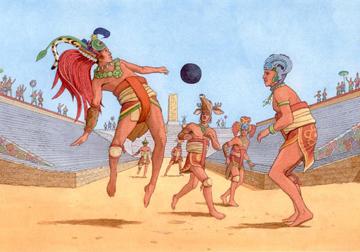 Ölümüne oynanan top oyunu 1