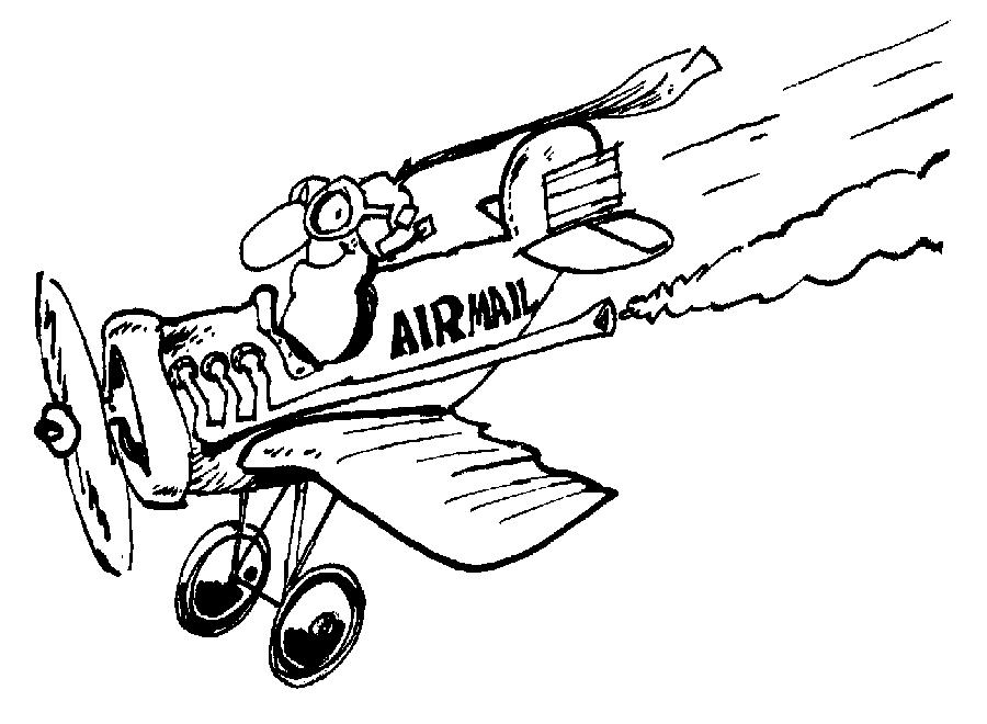 Havadan bırakılan posta 1