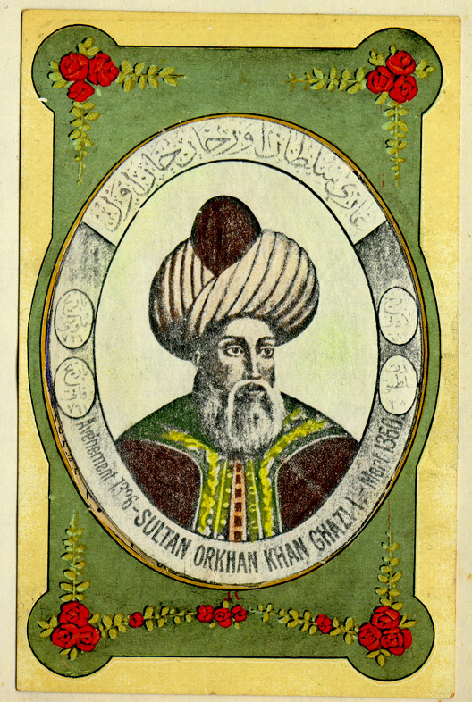 İki Bizans imparatoruyla akraba olan padişah 1