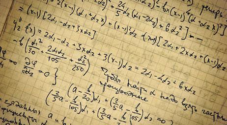 Matematikçinin sırrı 1