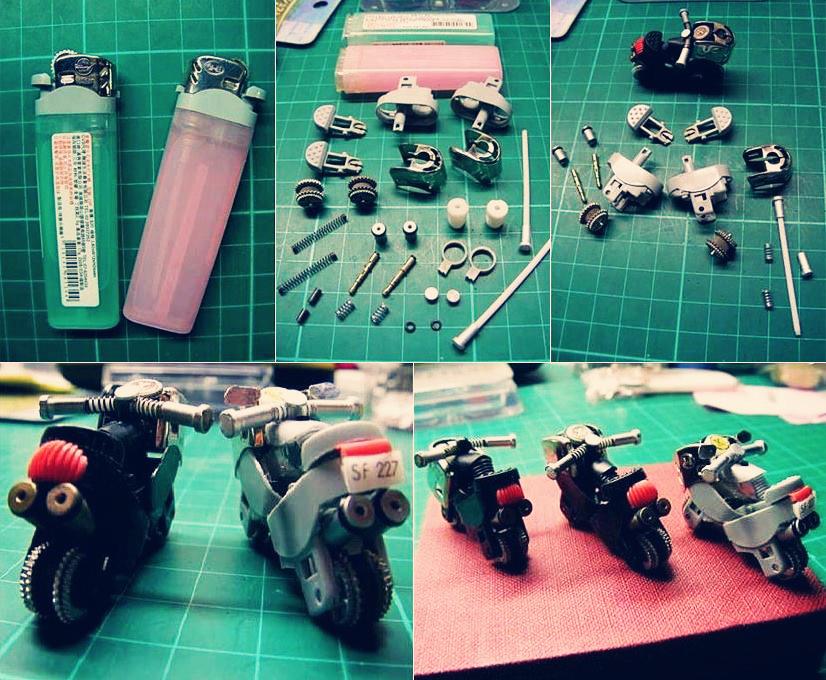 Çakmak motosiklet 1
