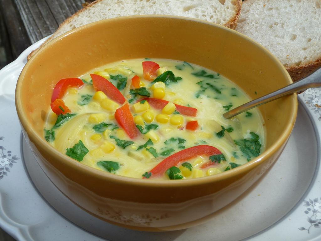Bol malzemeli bir çorba! 1