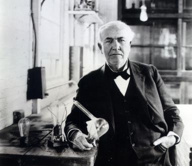 Edison'un ruh kapanı 1