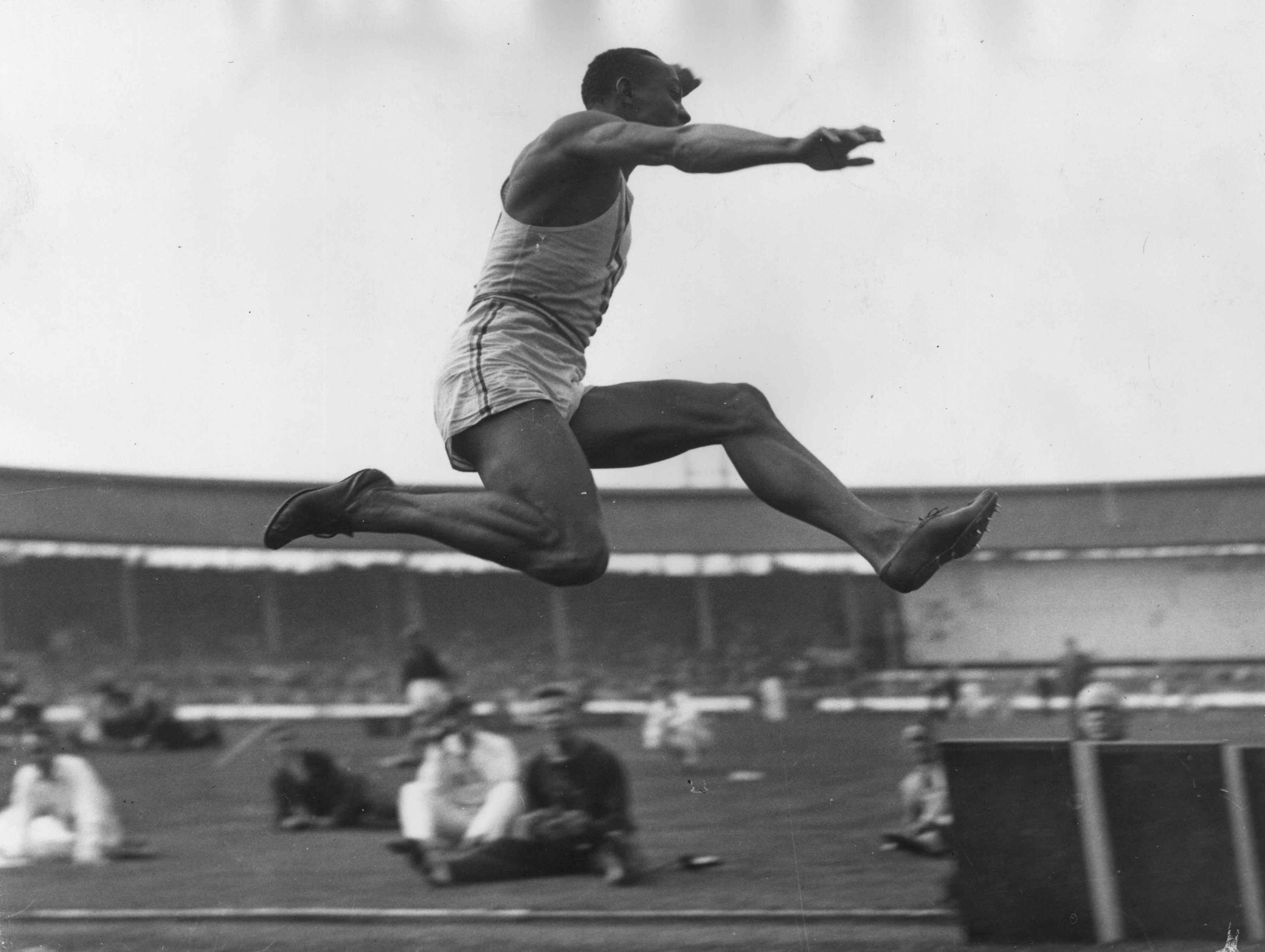 Hitler'i çıldırtan sporcu! 1