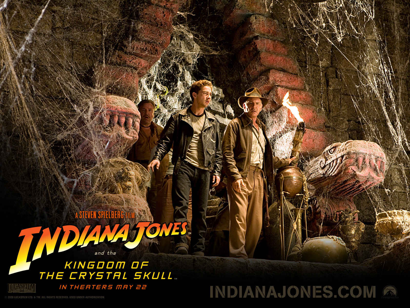 Indiana Jones'un dönüşü 3