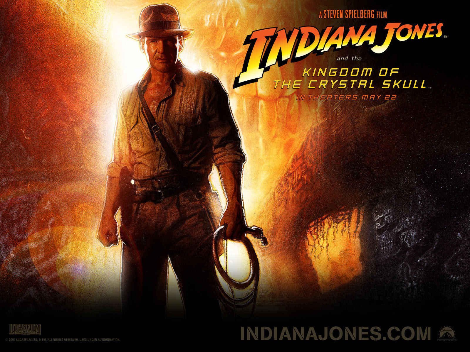 Indiana Jones'un dönüşü 1