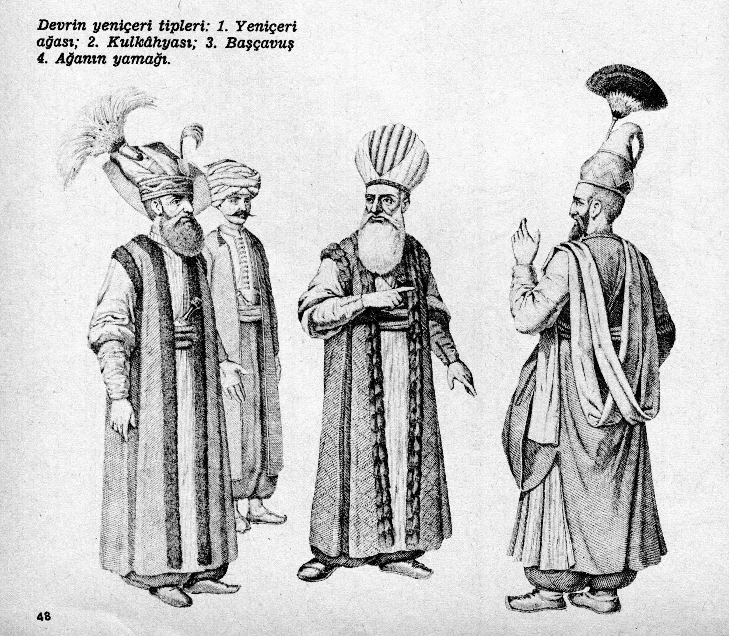 Abaza Mehmed Paşa'nın başlattığı moda akımı 1