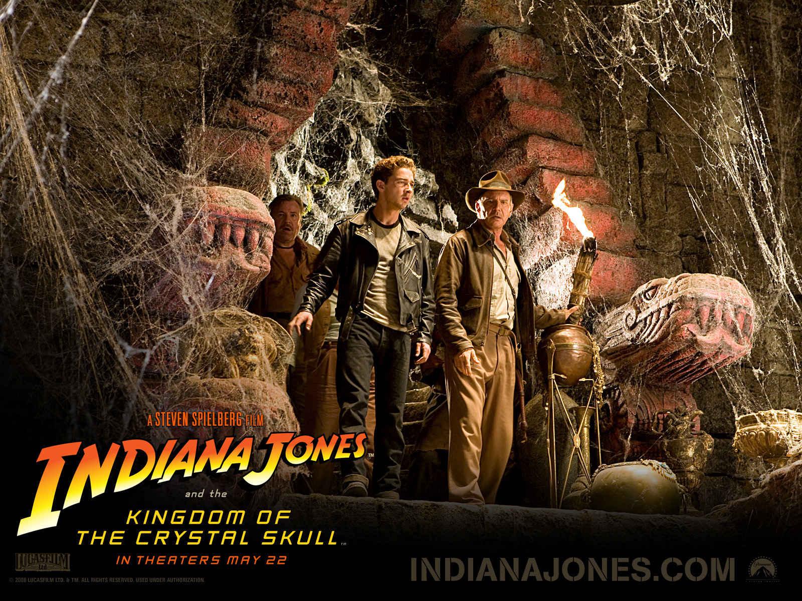 Indiana Jones'un dönüşü 3